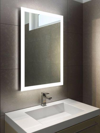 cute bathroom mirror lighting ideas bathroom. Halo Tall LED Light Bathroom Mirror 841v Cute Lighting Ideas O