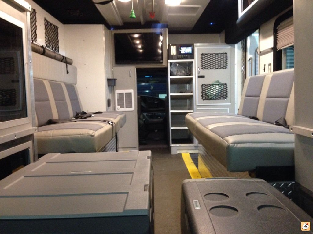 Ambulance Conversion And Other Trucks Did It Work Expedition Portal Cargo Trailer Camper Cargo Trailer Camper Conversion Cargo Trailers