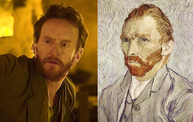 Tony Curran Brings Vincent Van Gogh To Life In One Of The Most