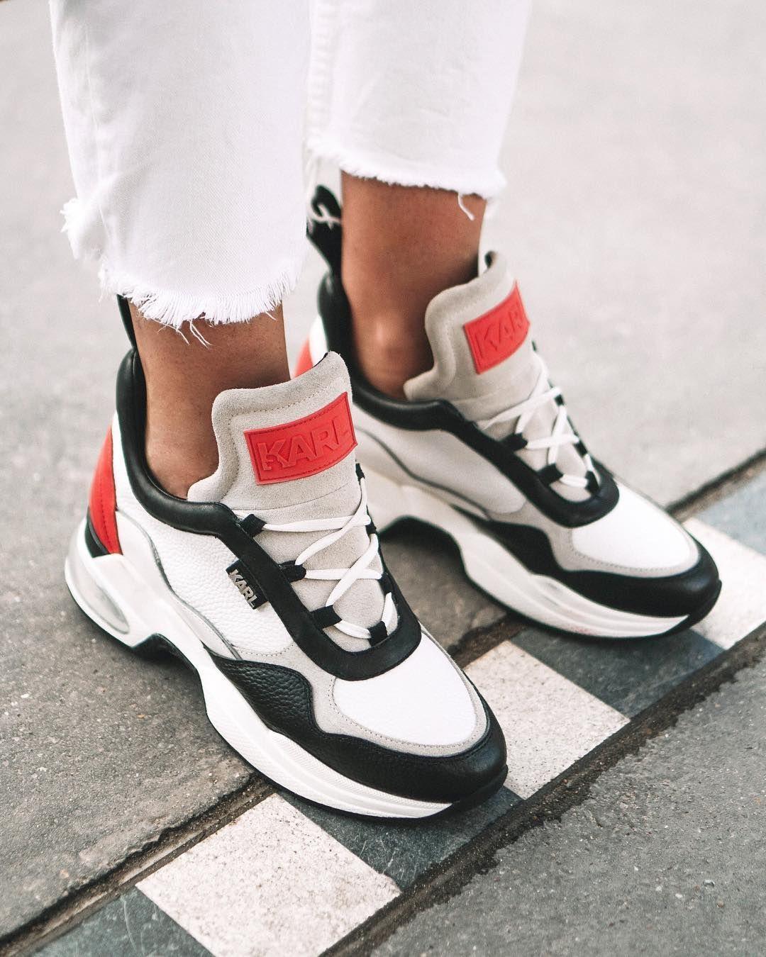 Karl Lagerfeld On Instagram Sunday Sneakers Karllagerfeld Karl Lagerfeld Shoes Sneakers Karl Lagerfeld