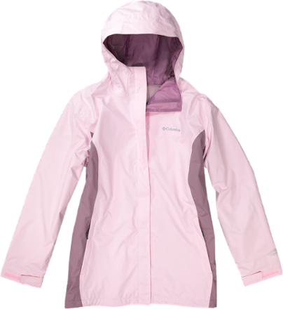 528f4923ccc Columbia Women s Arcadia II Rain Jacket Plus Sizes Sea Ice 1X ...