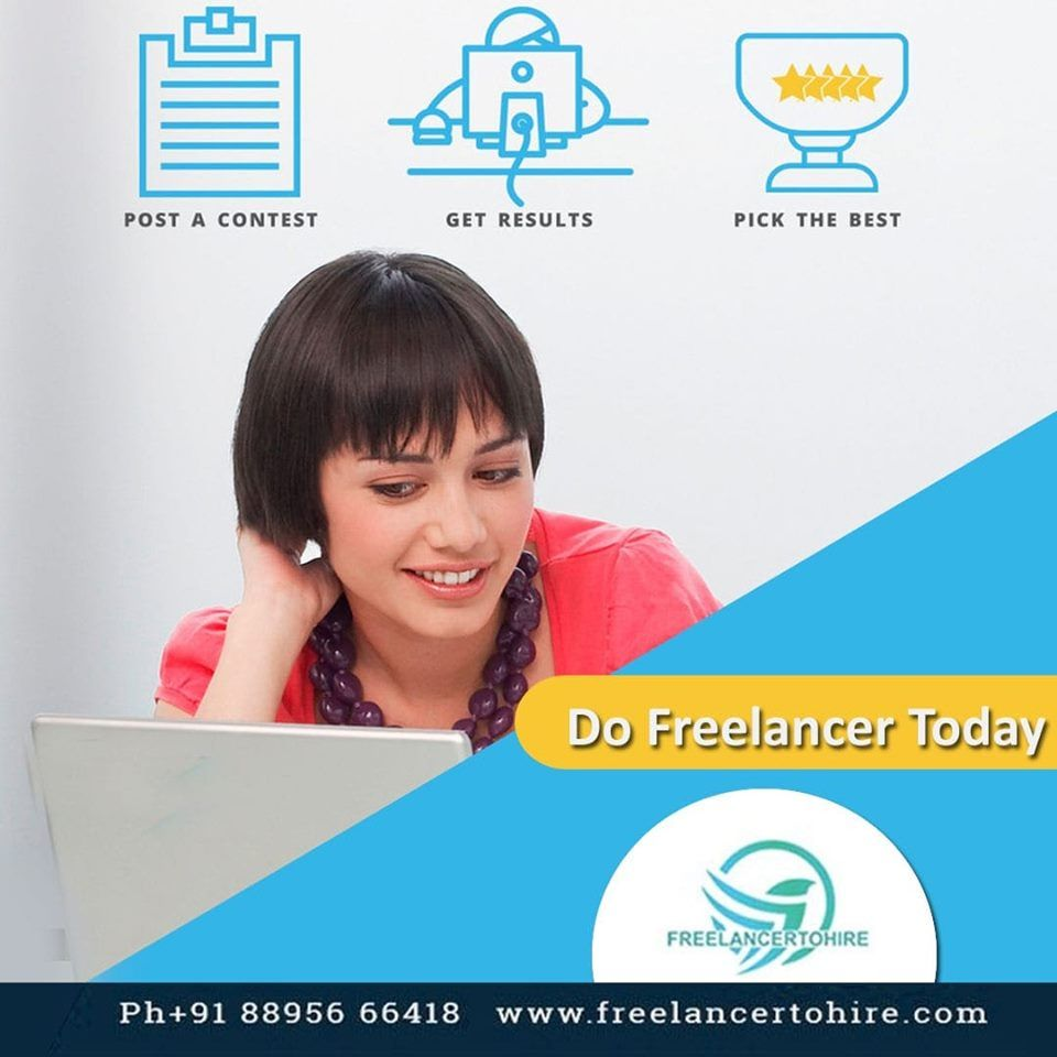 Freelancer To Hire Best Freelancing Site For Beginners To Find Jobs Freelancing Jobs Online Jobs Online Data Entry Jobs