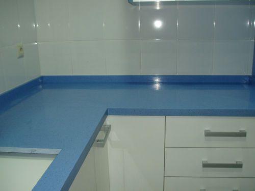 Encimera De Bao De Silestone Azul Enjoy HD Walls Find Wallpapers