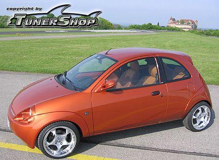 Ford Ka 16 Carros Tunados Ford Carros