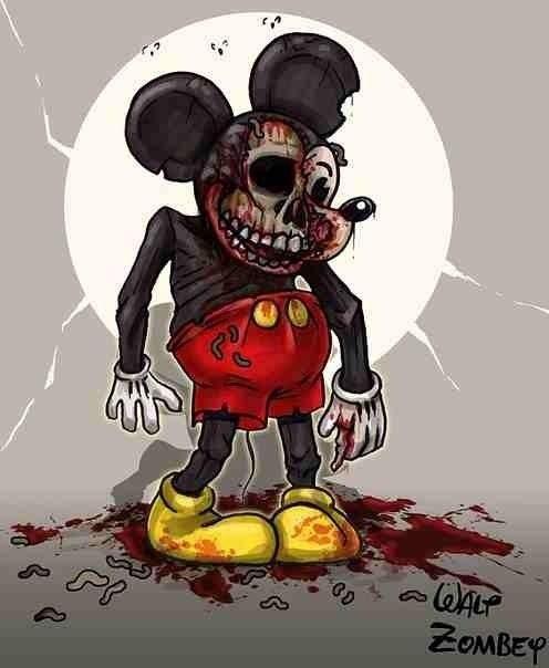 Walking dead disney | The Walking Dead | Disney horror ...