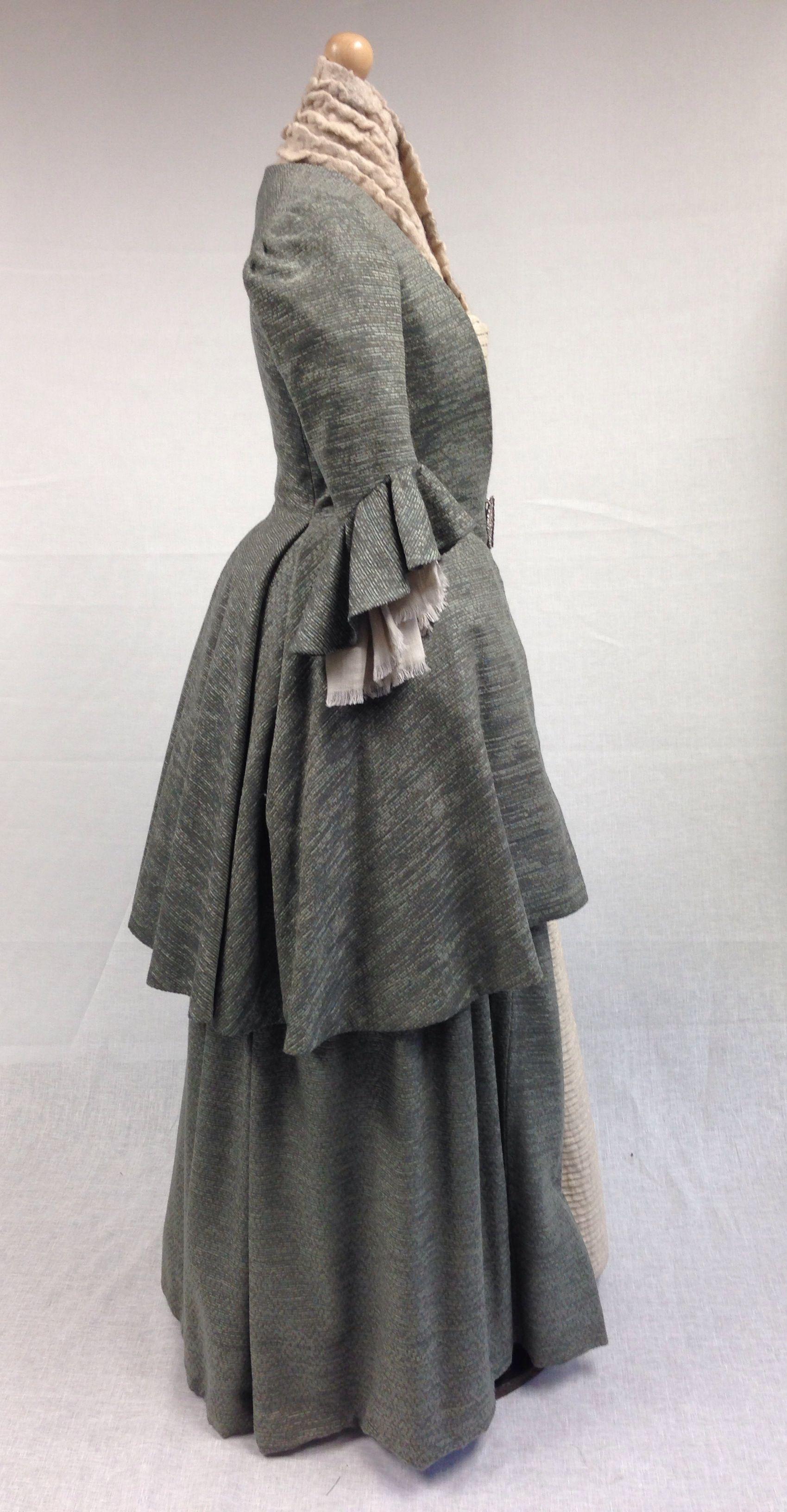 Geillis Duncan\'s Green Dress. | Costume designer TERRY DRESBACH ...