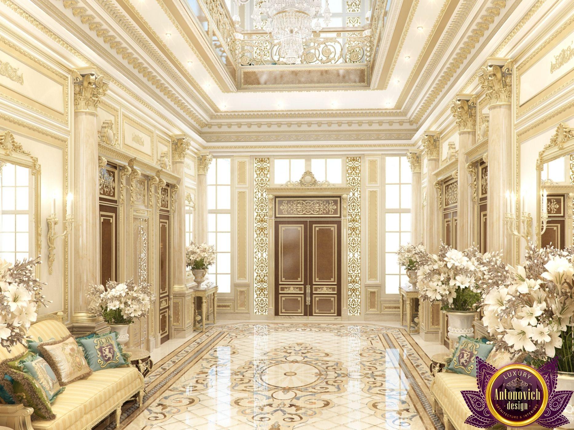 Villa Interior Design in Dubai Luxury Villa In Kurdistan 3