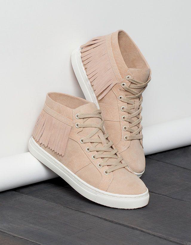 Zapatos - NEW COLLECTION - MUJER - Bershka España  bfbb102e5b4
