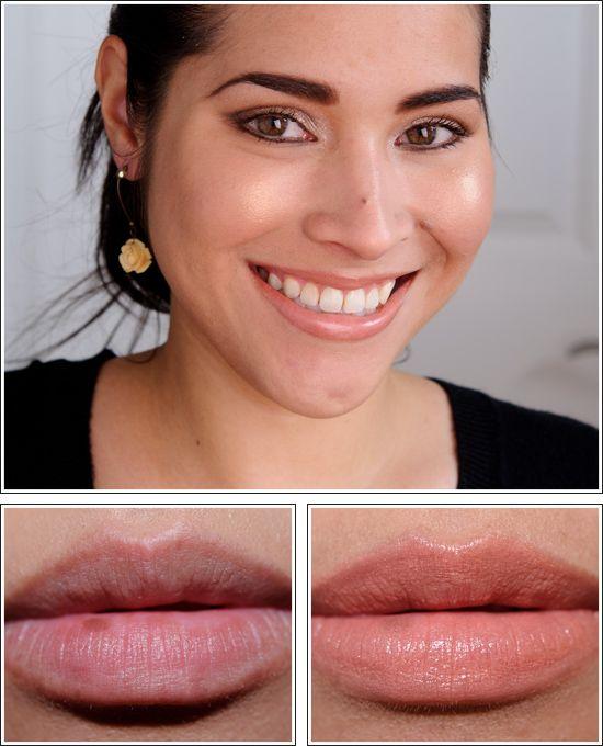 MAC Neutral Lipsticks: L-R, Half nHalf, Jubilee, Shy Girl