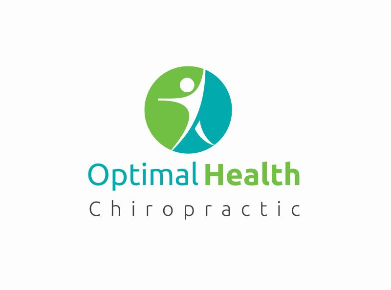 optimal health chiropractic logo