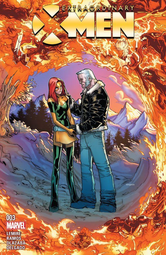Extraordinary X Men 2015 2017 3 Comics By Comixology Marvel Comics Marvel Comic Books Art