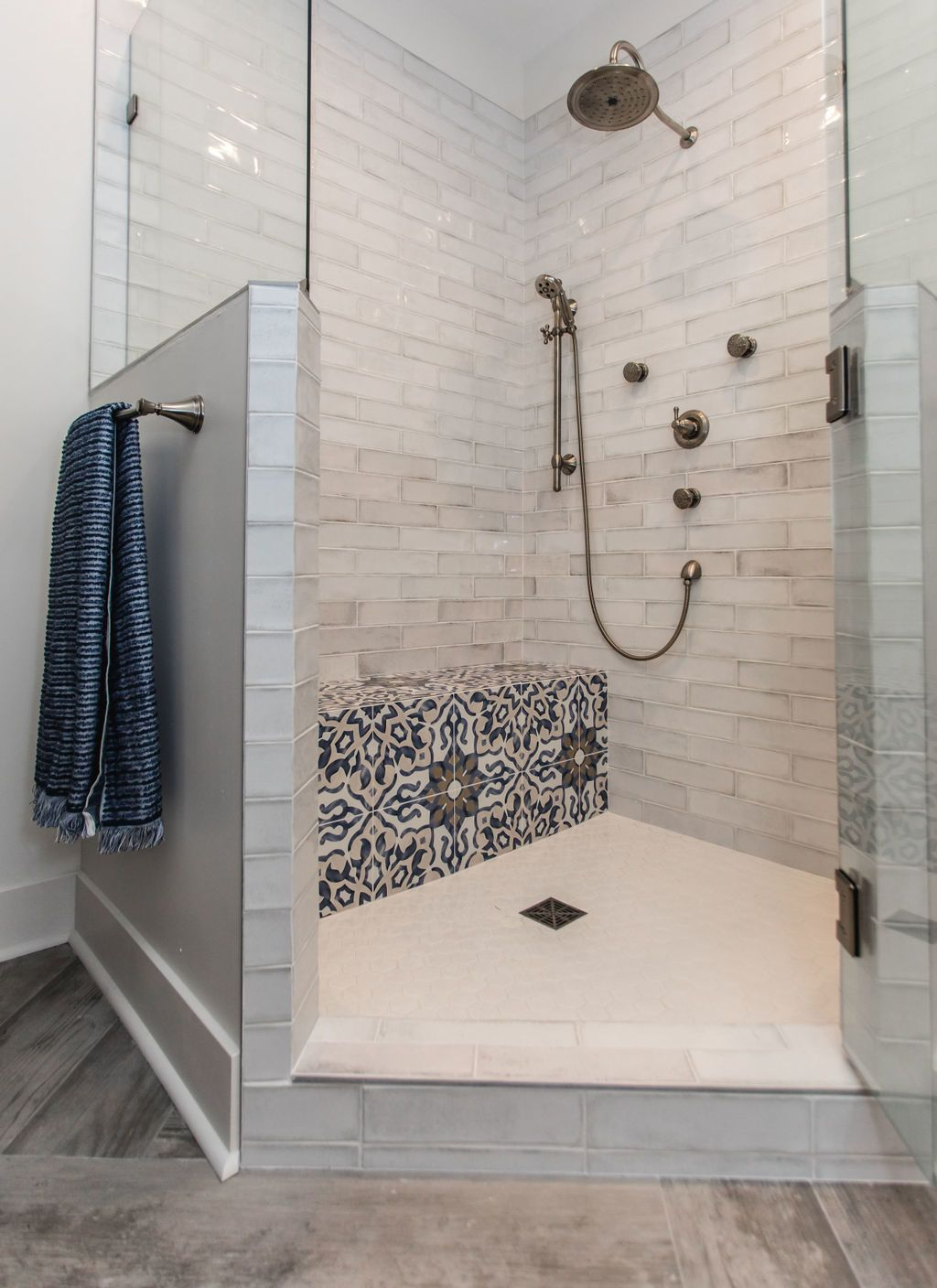 Photo of Master Bathroom Remodel | New Brighton, MN | construction2style