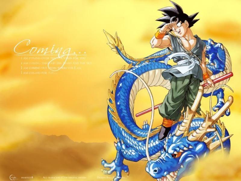 Tổng Hợp Hình Ảnh Sôn Gôku 7 Viên Ngọc Rồng Đẹp Nhất - Ảnh Songoku 4