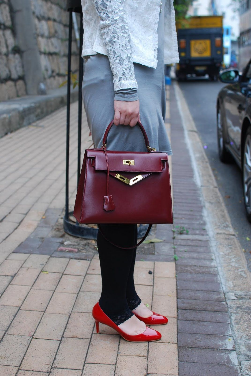 eed245c5745c How to wear a Kelly casually  - Page 7 - PurseForum