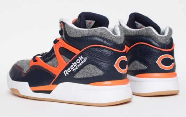 classic fit 47852 d56d6 Lace Up Chicago Bears, Reebok, Kicks, Monsters, Monster Crafts, The Beast