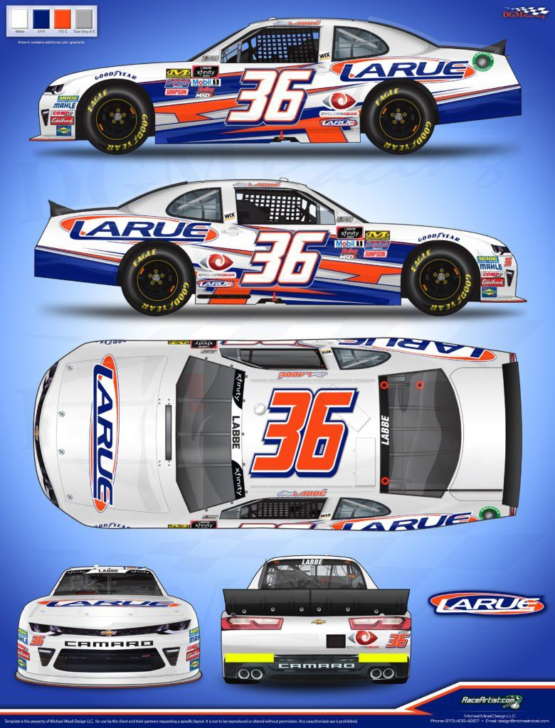 Pin by Alexander Furth on NASCAR news and paint schemes