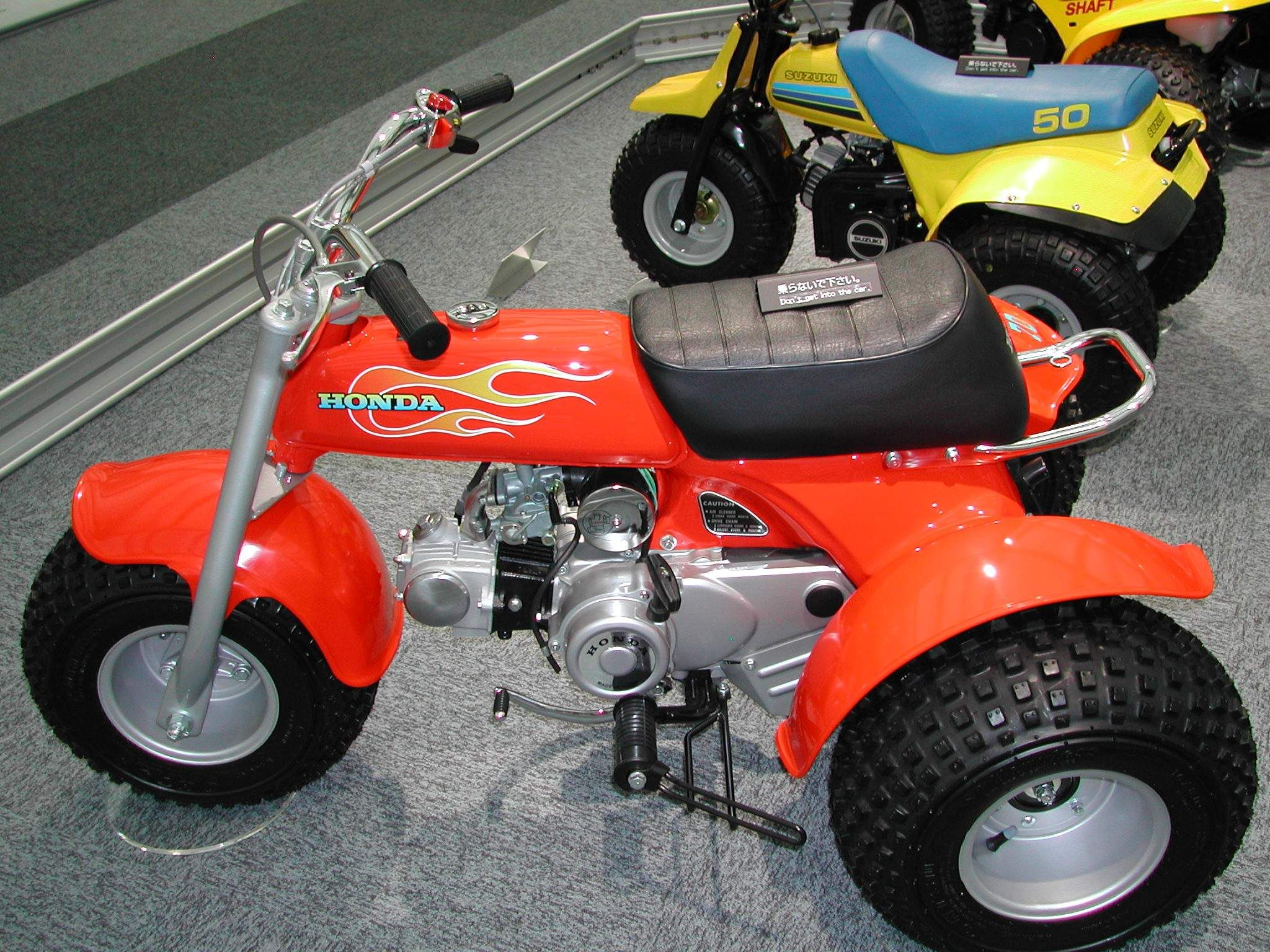 Honda Atc 70 : Honda atc bikes owned pinterest
