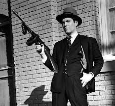 f07e115ec094f3 1920s gangsters - Tommy gun accessory for the discerning, well dressed,  criminal.