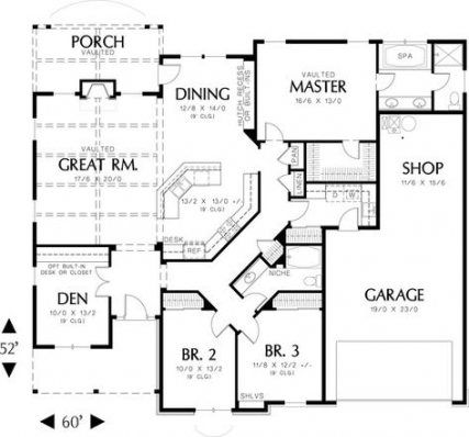 House Plans 2000 Sq Ft Beds 60+ Ideas For 2019 | House ...