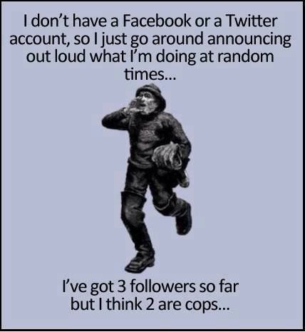 me and my followers :P