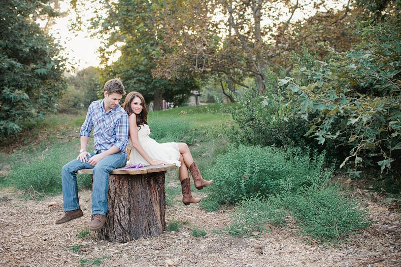 Bonnie + Alex: Engagement session by Marianne Wilson Photography
