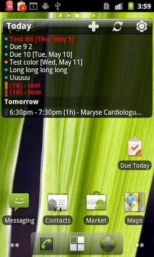 Pure Calendar Widget Agenda V3 1 1 Requirements 1 5 And Up