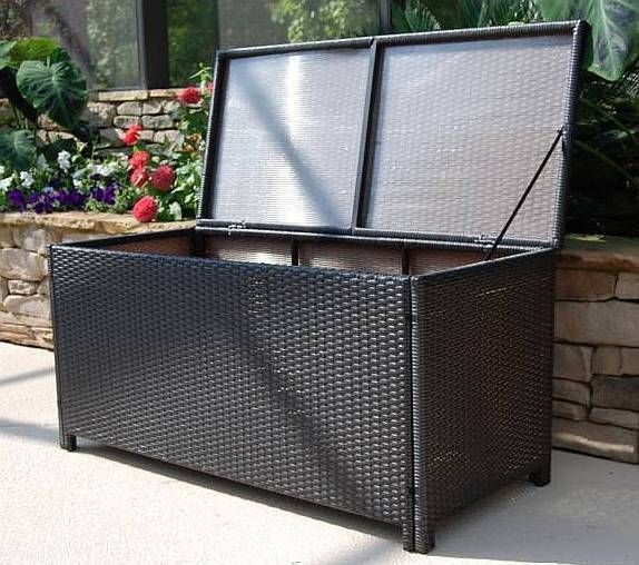 Patio Storage Containers & Patio Storage Containers | Furniture Ideas | Pinterest | Patio ...