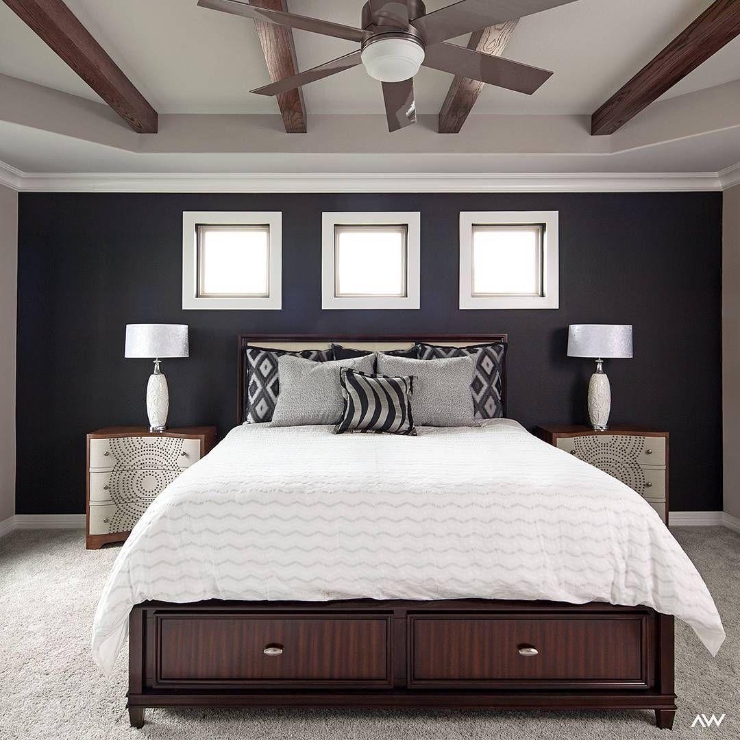 Bedroom Inspiration Light Gray Texture Carpet Bold