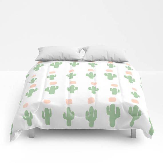 Cactus Comforter Queen Comforterduvet Cover Full Comforter Comforters Bed Spreads Twin Comforter