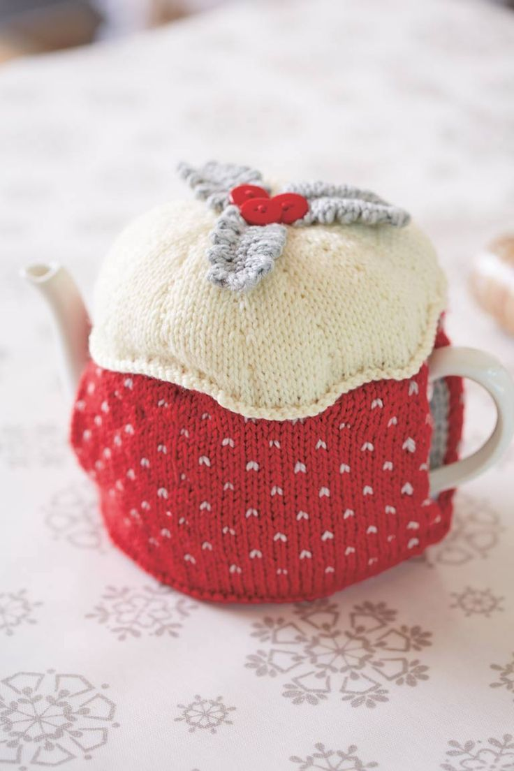 This christmas pudding tea cosy knitting pattern is one of our this christmas pudding tea cosy knitting pattern is one of our favourite festive makes dt1010fo
