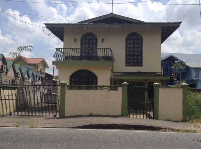 San Fernando Trinidad Trinidad House Styles Trinidad And Tobago