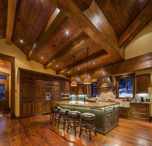 Interior design portfolio of blue river mountain home project completed by spider lake trading of breckenridge