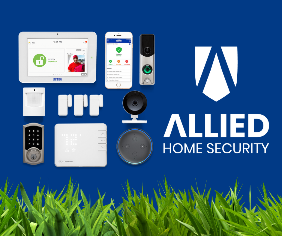 Allied Home Security Paired With Brinks Home Monitoring Is A Combination For Success Allied Is T In 2020 Home Security Companies Home Security Security Equipment