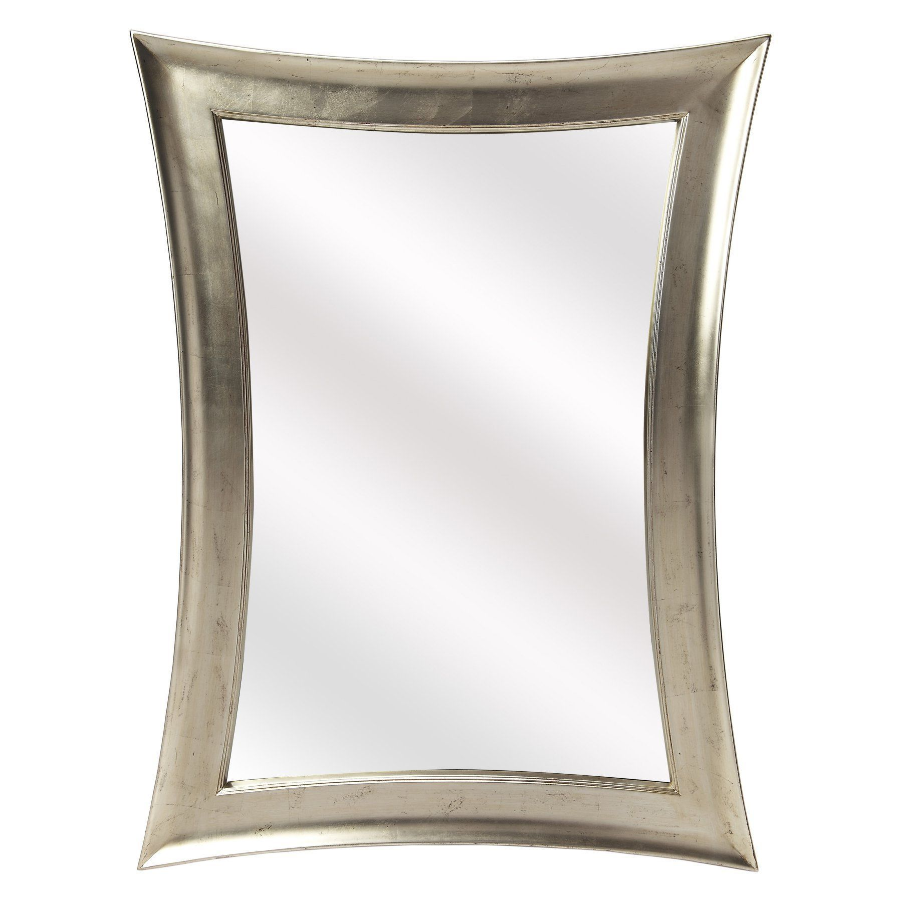 Butler Specialty Athena I Silver Wall Mirror W x H in