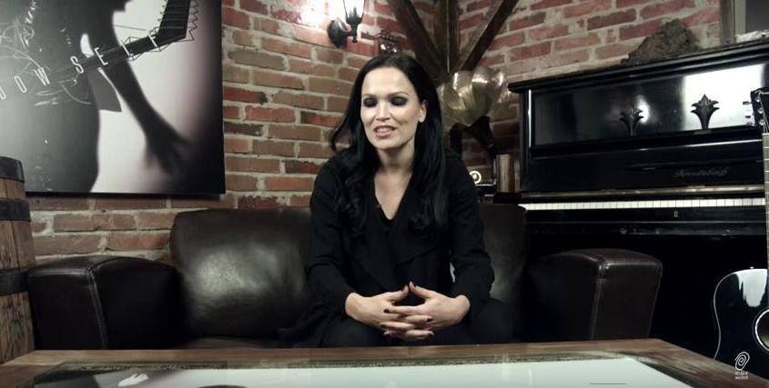 """Tarja Turunen at """"The Brightest Void"""" presentation #tarja #tarjaturunen #thebrightestvoid  PH: https://www.facebook.com/Tarja-Turunen-Dark-Star-Greece-459458724075188/"""