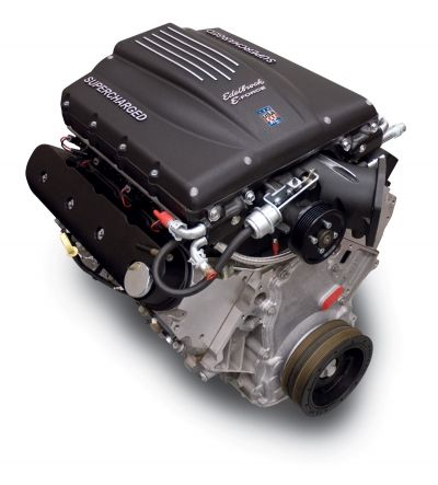E B B B A E D Ace C on Edelbrock Ls3 Crate Engine Supercharged
