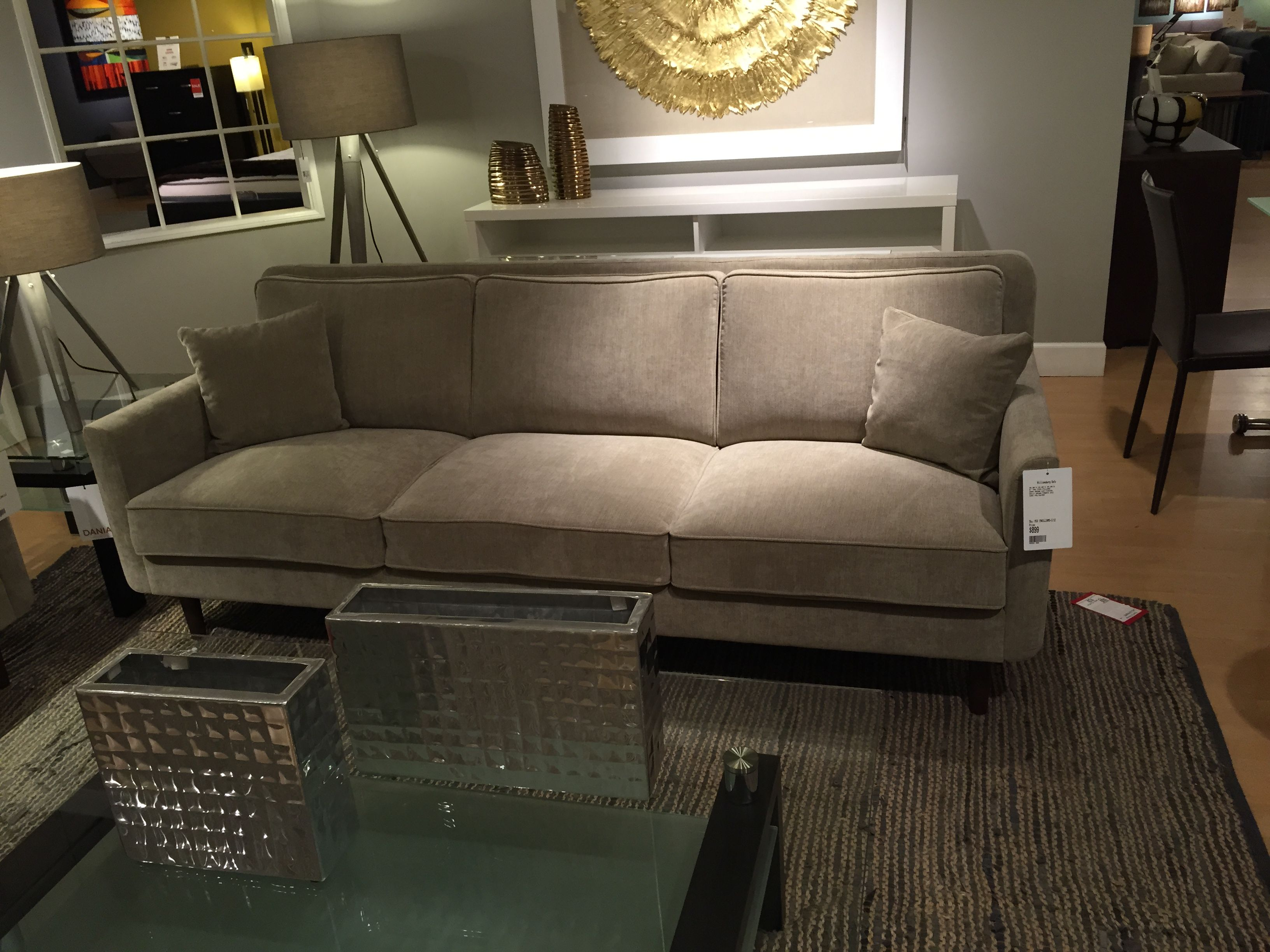 dania williamsburg sofa | furniture | pinterest