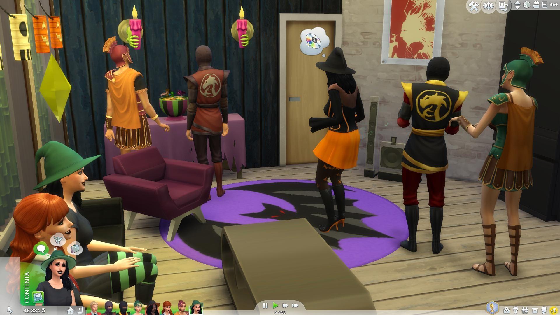 Expansion sims 4 #Halloween #halloween2015