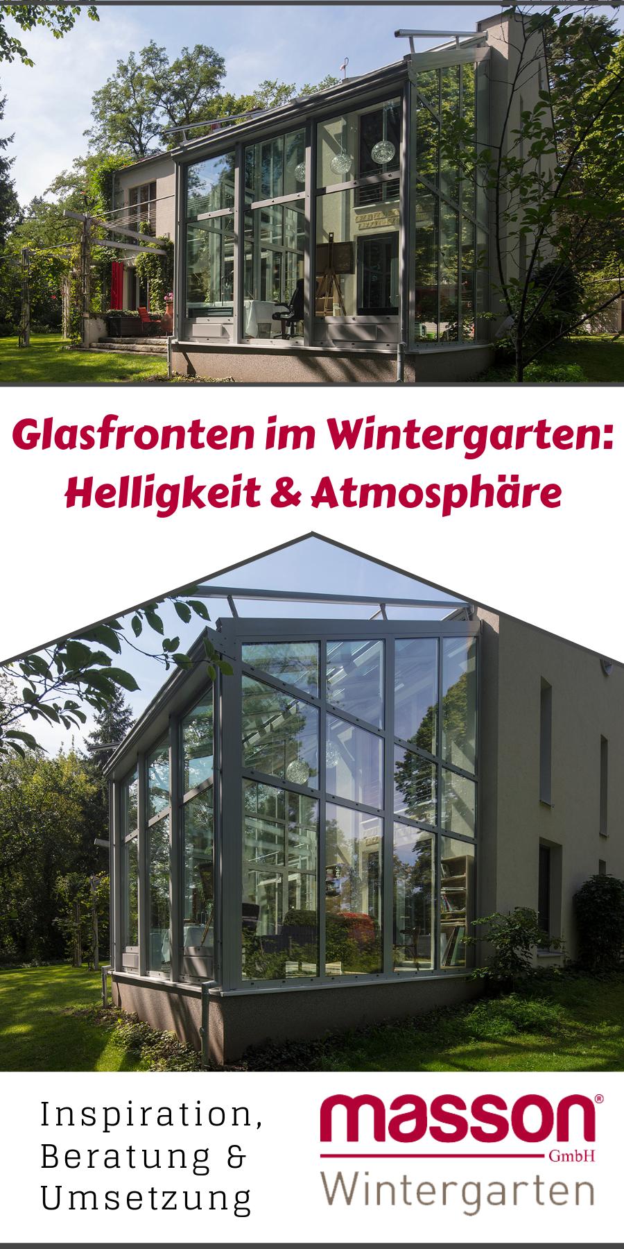 Einladende Atmosphare Dank Grosse Glasfronten Im Wintergarten