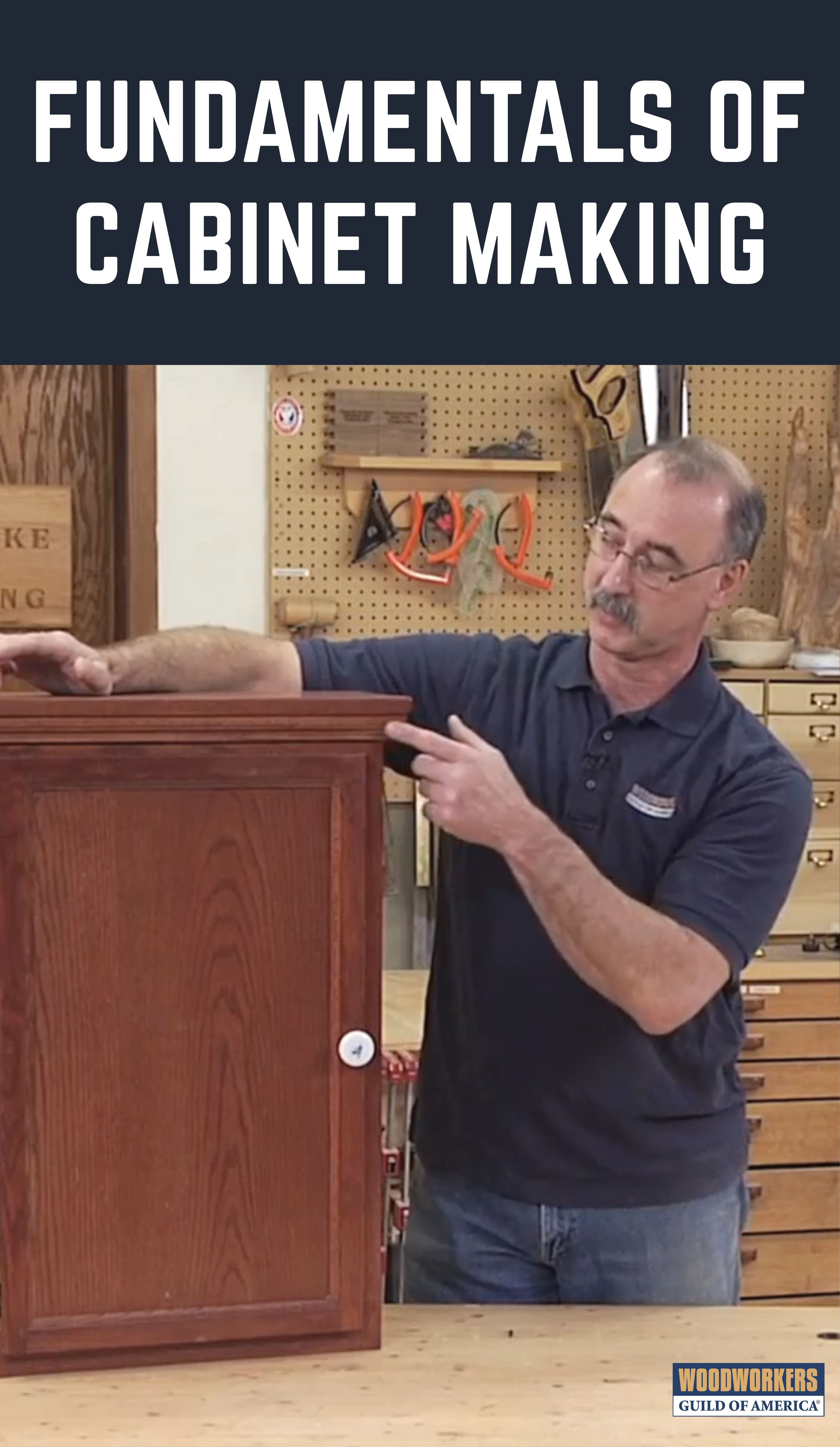 Master Cabinet Making And You Open The Door To Many Projects Cabinets For Your Shop Or Kitchen Bathroom Vanit Woodworking Classes Cabinet Making Woodworking