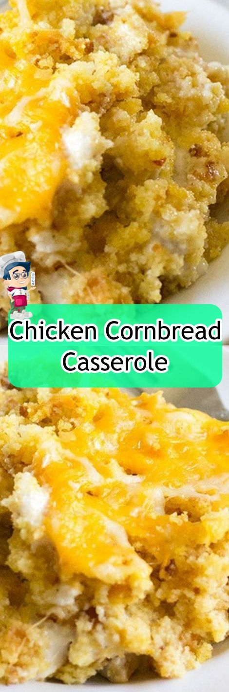 Chickencornbreadcasserole  Cornbread, Microwave Peanut -2378