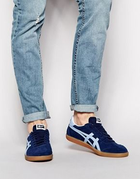finest selection 1fa00 796c6 Onitsuka Tiger Tokuten Suede Trainers | s t y l e | Suede ...