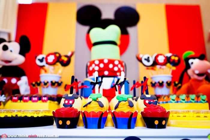 Pin On Desi S Third Birthday Mickey Mouse Clubhouse