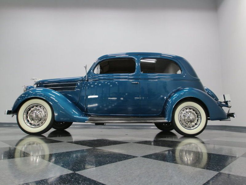 1936 Ford Slant Back Sedan For Sale in La Vergne, Tennessee | Old ...