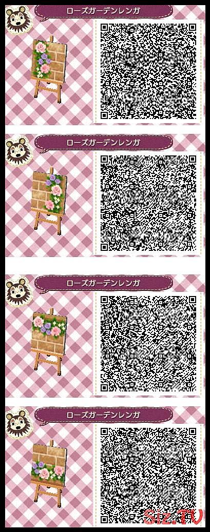 animal crossing new horizons leaf path design
