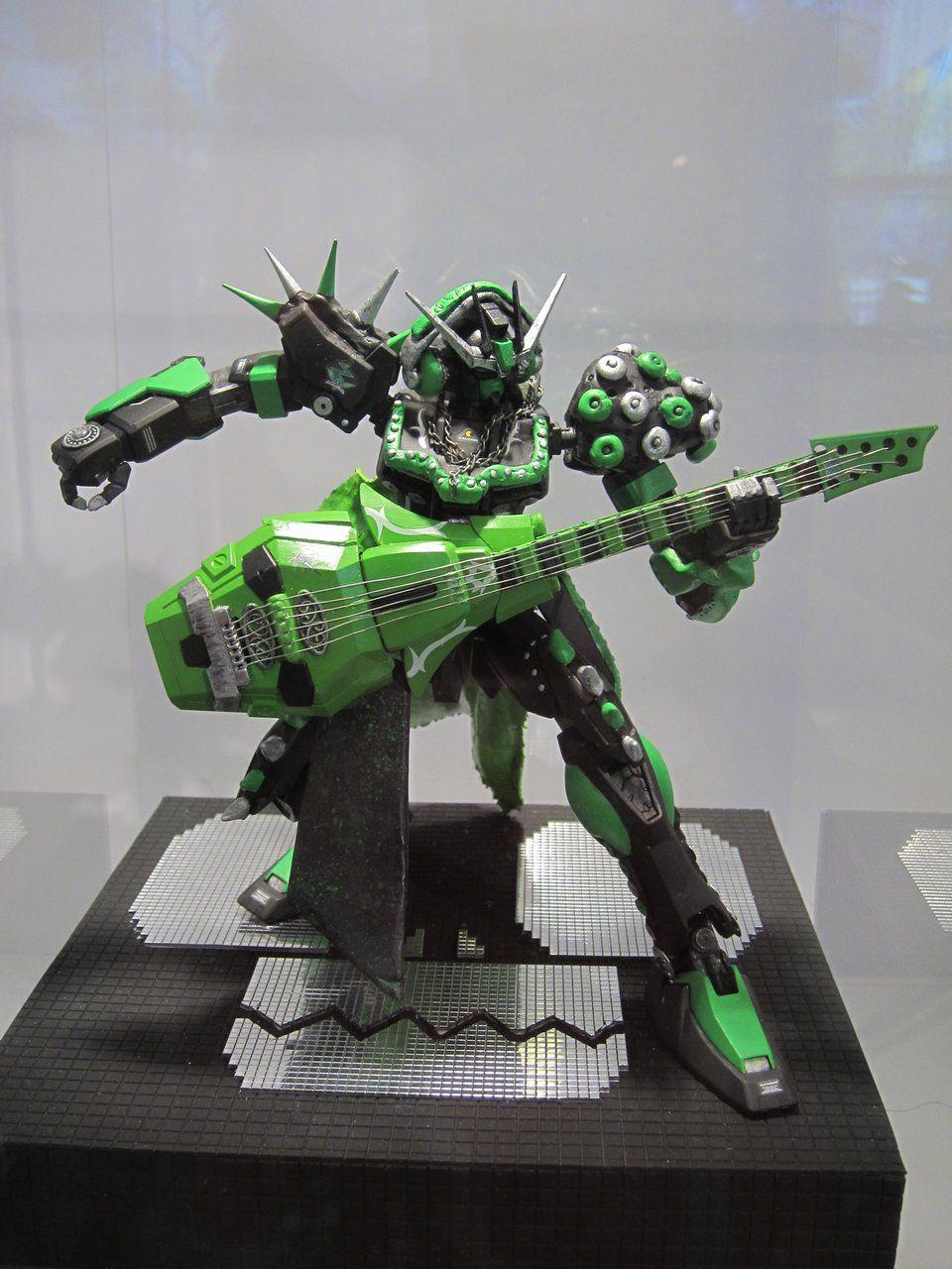 Rock Out   Nerd Alert!   Hong Kong, Gundam, Gundam model