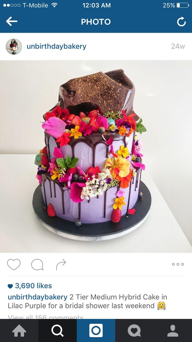 cake from unbirthday bakery on instagram tropicana caribbean