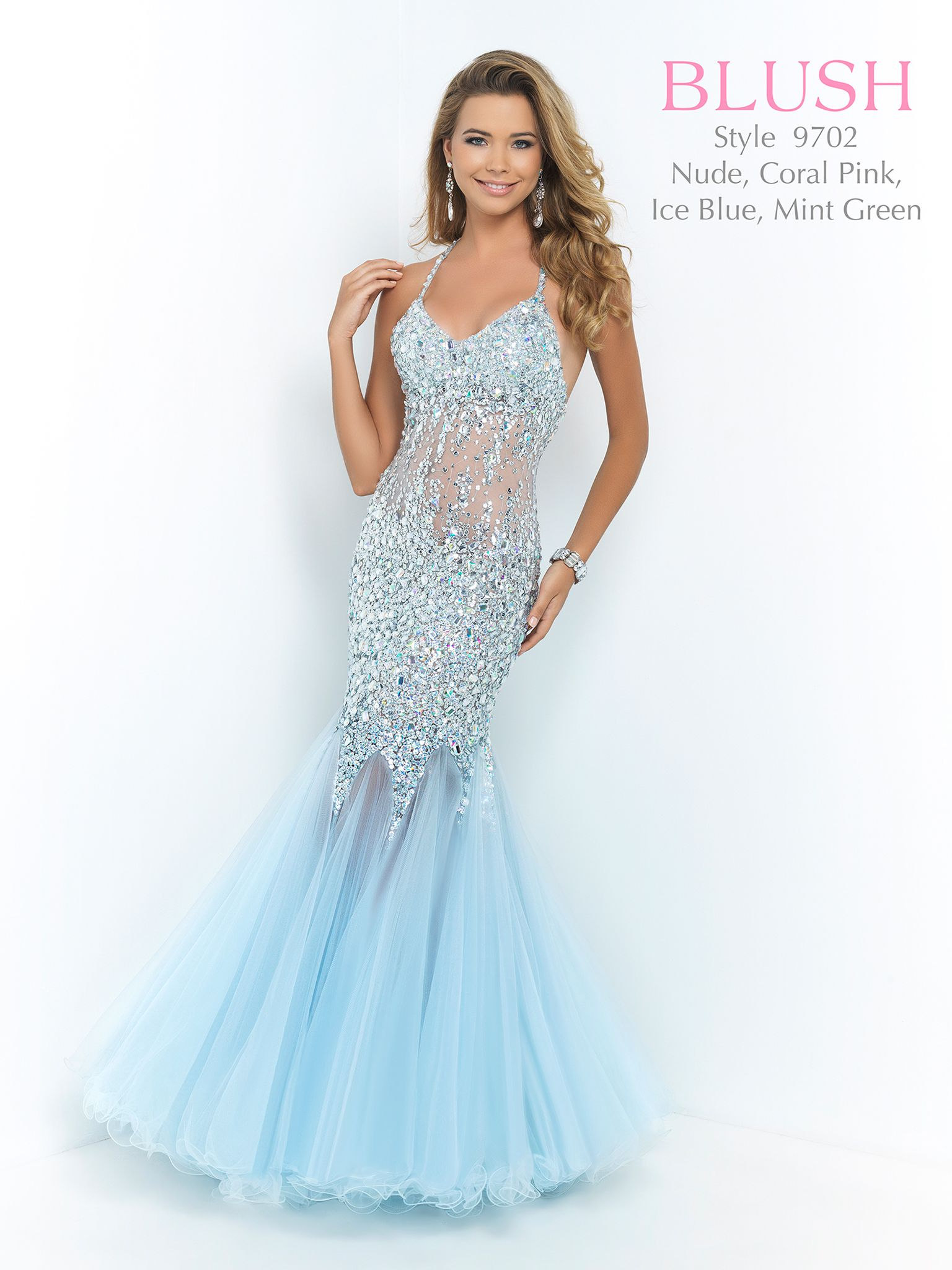 Are you looking for a beautiful flirtatious ice blue dress here