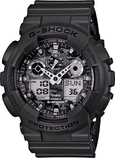 9c0a41b4033 GA100CF-8A - Classic - Mens Watches