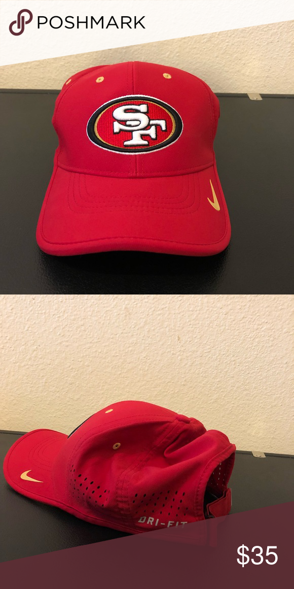 San Fransisco 49ers hat San Francisco 49ers hat never worn. Nike  Accessories Hats b5dfdbd65